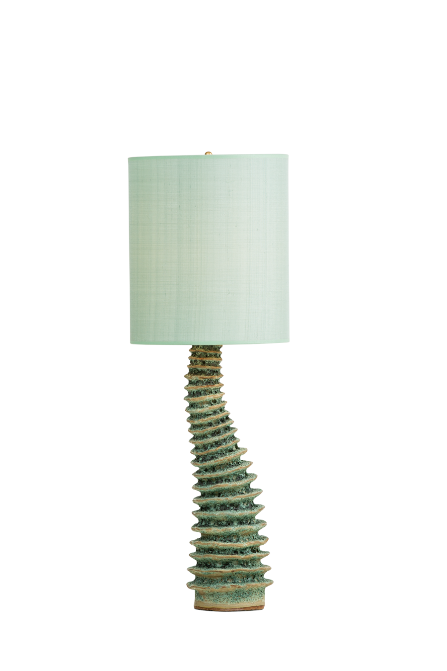 Drunk table lamp medium